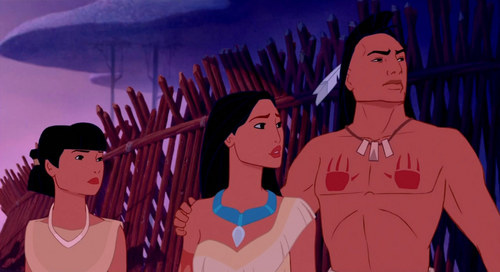 """a comparison of the journal of john smith and the disney movie pocahontas Disney's """"pocahontas"""" is  greatest villains in the whole disney roaster he and john smith should have been best friends at the beginning of the ."""