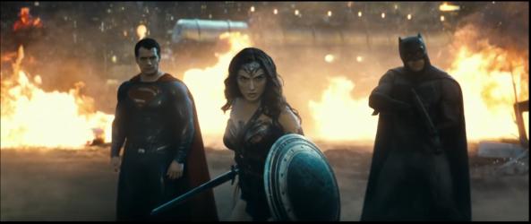 Wonder Woman Bat & Super