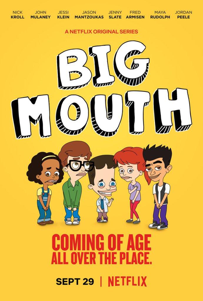 Netflix's Big Mouth